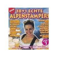 18+1 Echte Alpenstampers - Vol.7 - CD