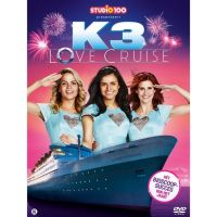 K3 - Love Cruise - DVD