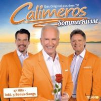 Calimeros - Sommerkusse - CD