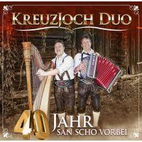 Kreuzjoch Duo - 40 Jahr San Scho Vorbei - CD