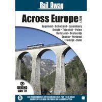 Rail Away - Across Europe - Deel 1 - 3DVD