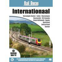 Rail Away - Internationaal - 4DVD