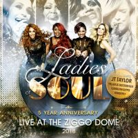 Ladies Of Soul 2018 - Live At Ziggo Dome - DVD+2CD
