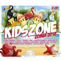 Kidszone - Zomer 2018 - 2CD