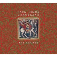 Paul Simon - Graceland - The Remixes - CD