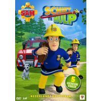 Brandweerman Sam - Schiet Te Hulp - DVD