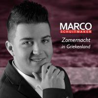 Marco Schuitmaker - Zomernacht In Griekenland - CD Single