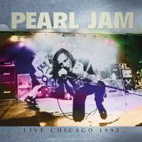 Pearl Jam - Live Chicago 1992 - CD