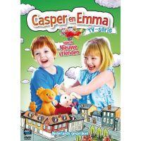 Casper en Emma - TV Serie 2 - Deel 2 - Maken Nieuwe Vrienden - DVD