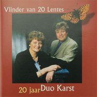 Duo Karst - 20 Jaar Duo Karst - Vlinder Van 20 Lentes - CD