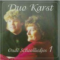Duo Karst - Oude Schoolliedjes 1 - CD