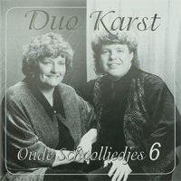 Duo Karst - Oude Schoolliedjes 6 - CD
