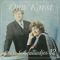Duo Karst - Oude Schoolliedjes 12 - CD