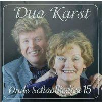 Duo Karst - Oude Schoolliedjes 15 - CD