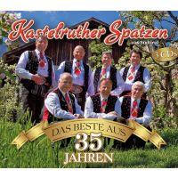 Kastelruther Spatzen - Das Beste Aus 35 Jahren - 3CD