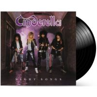 Cinderella - Night Songs - LP