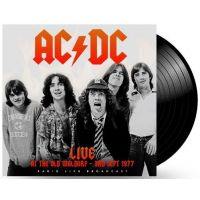 AC/DC - Live At Old Waldorf - 3rd Sept 1977 - LP