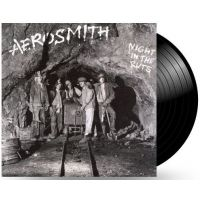Aerosmith - Night In The Ruts - LP
