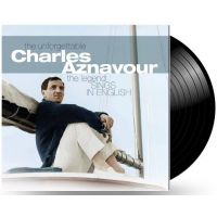 Charles Aznavour - The Unforgettable - The Legend Sings In English - LP