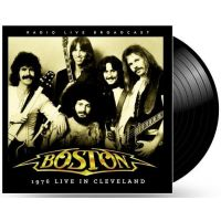 Boston - 1976 Live In Cleveland - LP