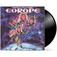 Europe - The Final Countdown - LP