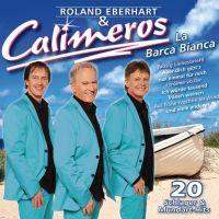 Roland Eberhart & Calimeros - La Barca Bianca - CD