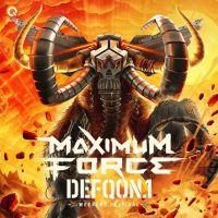 Defqon.1 Festival 2018 - Maximum Force - 4CD