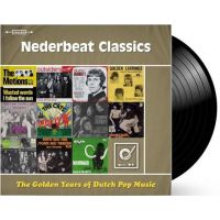 Nederbeat Classics - The Golden Years Of Dutch Pop Music - LP