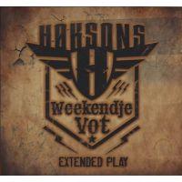 Hoksons - Weekendje Vot - CD