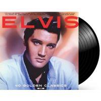 Elvis Presley - 40 Golden Classics - 2LP