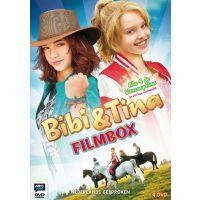 Bibi en Tina - Filmbox - 4DVD