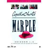 Agatha Christie - Marple - Complete Collectie - Seizoen 1-6 - 12DVD