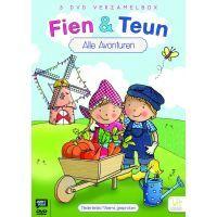 Fien en Teun - Alle Avonturen - 3DVD