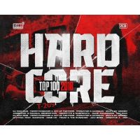 Hardcore Top 100  - 2018 - 2CD