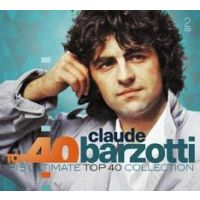 Claude Barzotti - Top 40 - 2CD