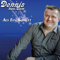 Dennis van Dam - Als Een Komeet - CD Single