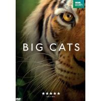 Big Cats - BBC Earth - DVD