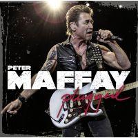 Peter Maffay - Plugged - Die Starksten Rocksongs - CD