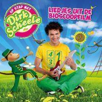 Dirk Scheele - Op Stap Met - Liedjes Uit De Bioscoopfilm - CD