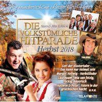 Die Volkstumliche Hitparade Herbst 2018 - 2CD
