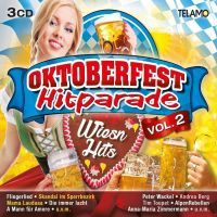 Oktoberfest Hitparade - Wiesn Hits Vol.2 - 3CD