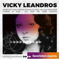 Vicky Leandros - Favorieten Expres - CD
