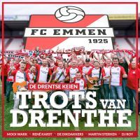 De Drentse Keien - Trots Van Drenthe - CD Single