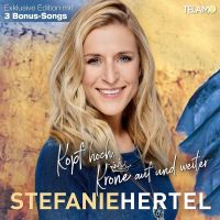 Stefanie Hertel - Kopf Hoch, Krone Auf Und Weiter - CD