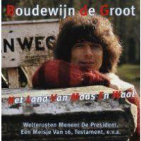 Boudewijn de Groot - Het land van Maas en Waal - CD