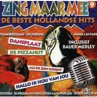 Zing Maar Mee - Volume 9 ( De Beste Hollandse Hits) Karaoke CD