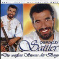 Oswald Sattler - Die weissen Sterne der Berge