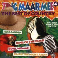 Zing Maar Mee - Volume 4  (The Best Of Country) Karaoke CD