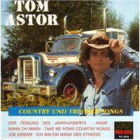 Tom Astor - Country und trucker songs - CD