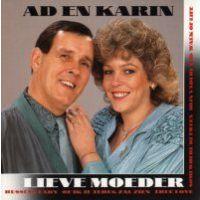 Ad en Karin - Lieve moeder - CD
